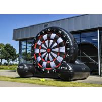 Outdoor Shooting Inflatable Dart Board Manufactures