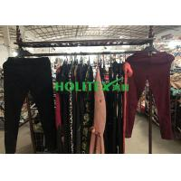 Fashionable Used Winter Clothes Ladies Winter Stretch Pants For Iraq Manufactures