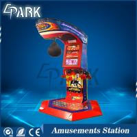 Buy cheap ULTIMATE BIG PUNCH strength-test boxing amusement arcade machine from wholesalers