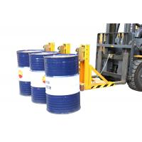 Loading 1500Kg forklift drum crane attachments bandage type purely mechanical Manufactures