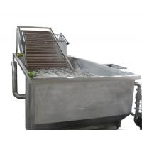 Full Automatic Fruit Processing Equipment Surfing Bubble Washing Machine Manufactures