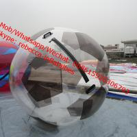floating water pool ball water splash ball toy ball grow in water ball to walk on water Manufactures
