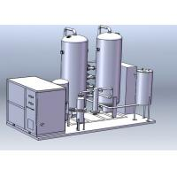 Quality Skid Mounted Cryogenic Nitrogen Plant , Industrial Liquid Nitrogen Generator for sale