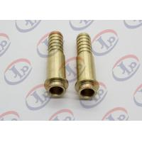 Non - Standard Brass Tube CNC Precision Parts Brass Joint 0.01KG For Sanitary Ware Manufactures
