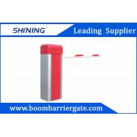2mm Security Parking Vehicle Barier Gate For Traffic Access Control System Manufactures
