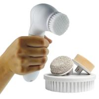 IPX7 Waterproof Level Skin Cleansing System Spin Facial Brush Manufactures