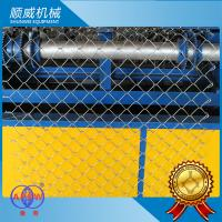 Full Automatic Chain Link Fence Equipment Weaving Breadth 0.5m - 4.2m Manufactures