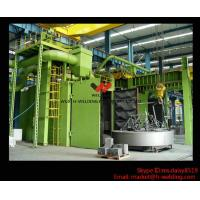 H beam Production Line Shot Blasting Machines for Rust Removing And Polishing of Surface Manufactures