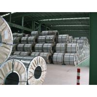 914mm width Thickness Pre - Painted Carbon Steel Coil With Normal spangle Manufactures
