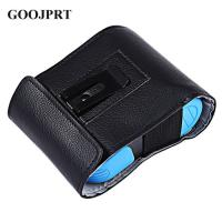 Handheld Android Pos Thermal Printer , Bluetooth Receipt Printer Bluetooth / USB Interface