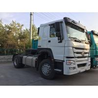 Buy cheap Heavy Prime Mover Truck Sinotruk Howo 4x2 6 wheel 336HP 400L Fuel Tank from wholesalers