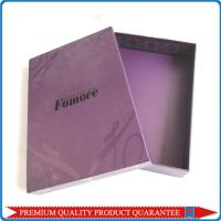 Matte Lamination Custom Design Color Printing Paper Gift Packaging Box Manufactures
