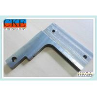Tapping / Drilled / Milling Custom Machined Parts , Customized Metal Brass PVC  Manufactures