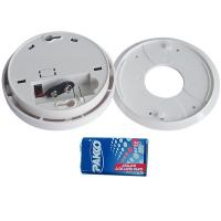 Stand Alone Photoelectric Smoke Detector EN14604 for Home Security System Manufactures