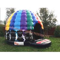 inflatable disco dome for sale disco dome inflatable bounce house Manufactures