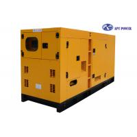 China Water Cooled 160 kVA Lovol Diesel Generator 400V / 230V With Low Noise on sale