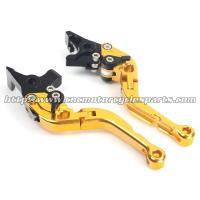 CNC Billet Motorcycle Brake Parts For BMW K 1200 R R1200R Adjustable Levers Manufactures