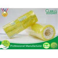Water Based Box Wrapping BOPP Stationery Tape for Parcel Wrapping Manufactures