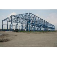 Quality Popular Light Steel Building Material For Construction Steel Structure Workshop for sale