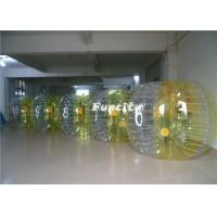 PVC Colored Inflatable Bumper Ball Manufactures
