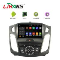9 Inch Touch Screen Ford Car DVD Player Android 7.1 With Full Euro Map Online Map Manufactures