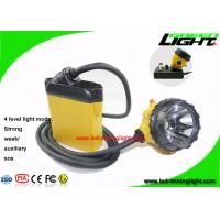 China High Power Mining Cap Lights Cable Fire - Redardant For Indoor / Outdoor on sale