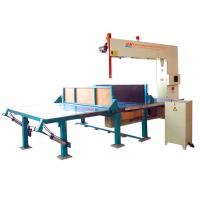 Automatic Vertical CNC Foam Cutting Machine For Sponge Mattress , Digital Foam Cutter Manufactures