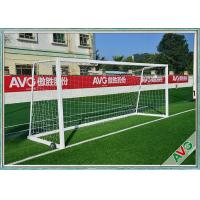 Rust Protection Soccer Field Equipment Removable Soccer Wing 11 Man Soccer Goal Post Manufactures