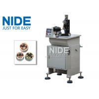 Small Inslot Needle Winding Machine for BLDC Coil , Wire Range 0.10 - 0.65mm Manufactures