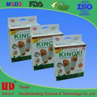 Detox Foot Patch with Kinoki box Manufactures