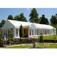 Garden Use Outdoor Canopy Tent Tear Resistant 100% Available Interior Space Manufactures