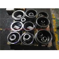 Alloy Steel Shaft Products Ra0.4 Cnc Machining Metal Parts Manufactures