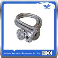 Stainless steel corrugated pipe,High pressure metal hose,Flexible braided hose Manufactures