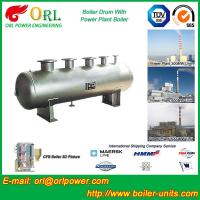 High Performance Thermal Oil Boiler Drum In Thermal Power Plant , ORL Power Manufactures