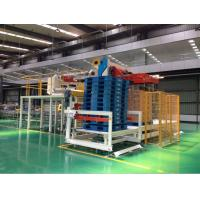 Quality CE Approved Can Packaging Machine Automatic Palletizer Machine 380V 3P for sale