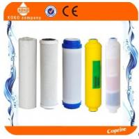 10 Inch Disposable T33 Activated Carbon Water Filter Cartridge For RO System Manufactures