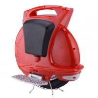 Red Energy Saving 14 Inch One Wheeled Gyroscopic Electric Unicycle Stand Up Manufactures