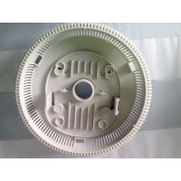 High Precision Plastic Injection Molding Parts White For Construction Manufactures