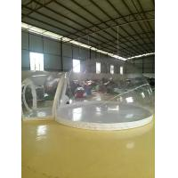 Fireproof Clear PVC Inflatable Indoor Party Tent For Exhibition / School Manufactures