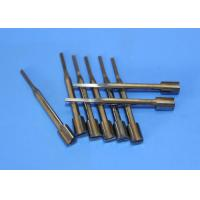 Carbide Punching Needle Tungsten Carbide Punch With High Hardness Manufactures