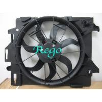 New Replacement Car Radiator Cooling Fan Stable Performance High Speed Manufactures