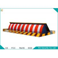 Quality Manual Vehicle Retractable Barrier Gate 380 V Security Road Blocker for sale