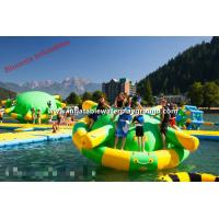 Quality Outdoor Sport Games Inflatable Saturn Rocker 8 People With CE Certificate for sale