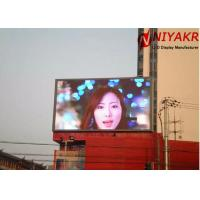 Energy Saving 10mm Video LED Screen For Advertising Outdoor 100000 Hours Manufactures