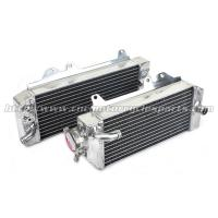 Professional Custom Motorcycle Radiator / High Performance Radiator For KAWASAKI KX250F parts Manufactures