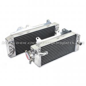 Professional Custom Motorcycle Radiator / High Performance Radiator For KAWASAKI KX250F parts Manufactures