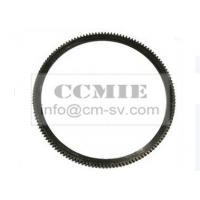 Starter flywheel ring gear CAT Spare Parts for Caterpillar S4K S6K 320D 3306 3304 C9 3408 D342 Manufactures