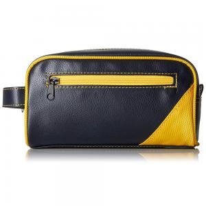 Versatile Men'S PU Leather Makeup Toiletry Travel Bags Manufactures