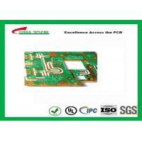 Rogers 5880 material Quick Turn PCB Prototypes , White Silkscreen PCB Manufactures
