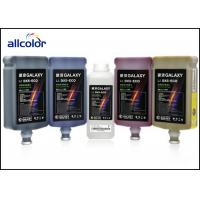 DX5 Galaxy Eco Solvent Ink for printer with Epson DX4 DX7 printhead Manufactures